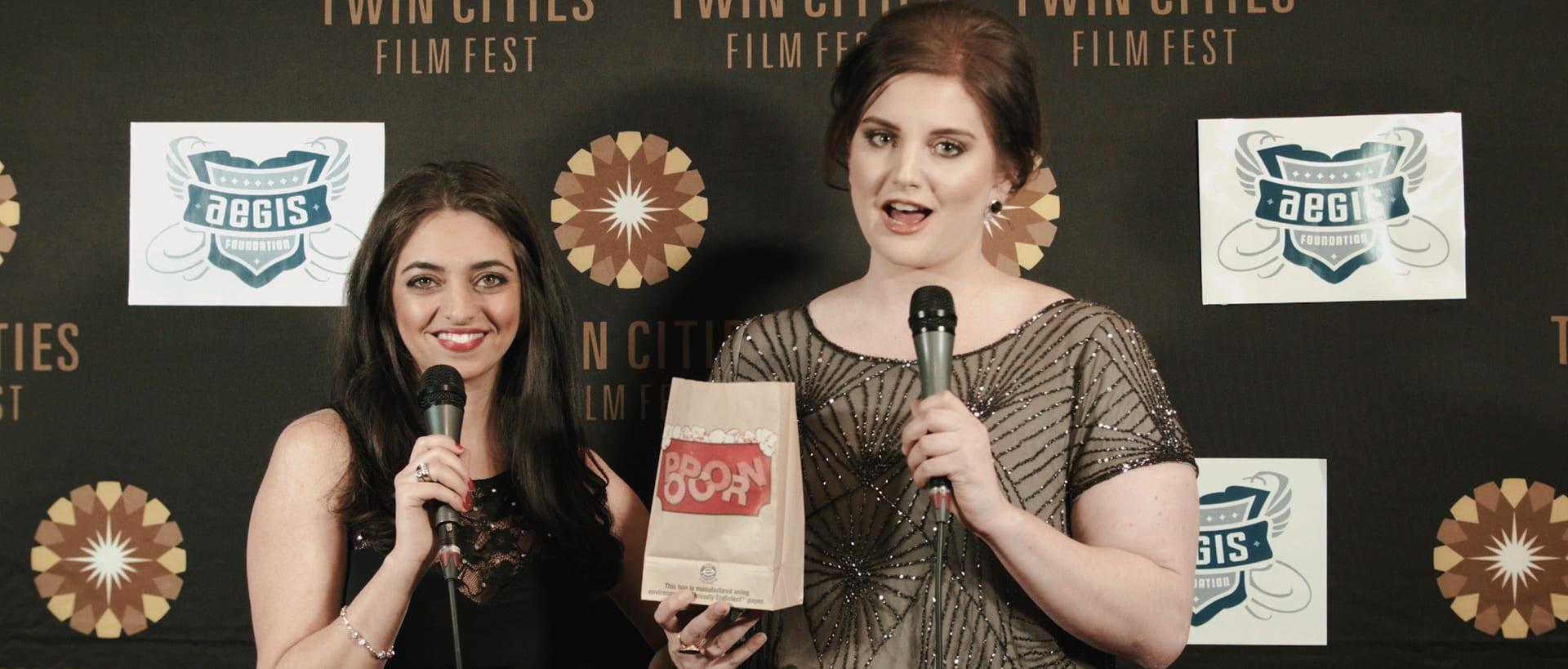 Hita & Hill at Minnesota's 24th Annual Oscar Experience